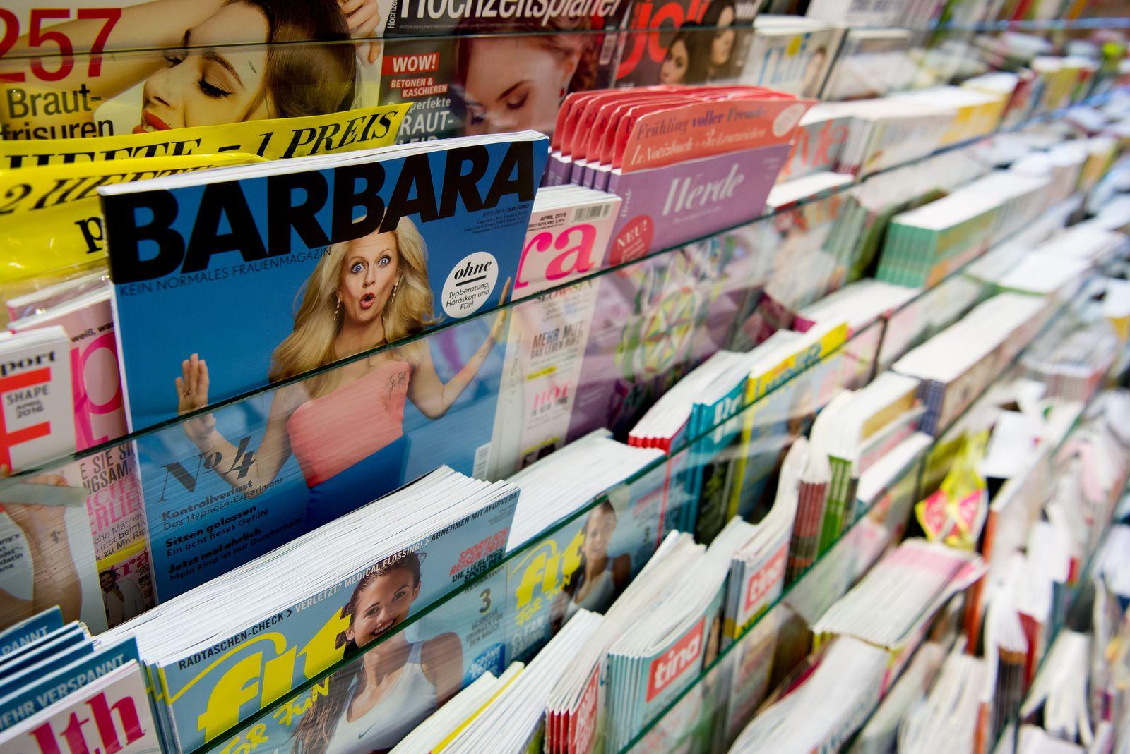 """Zeitschrift """"Barbara"""""""