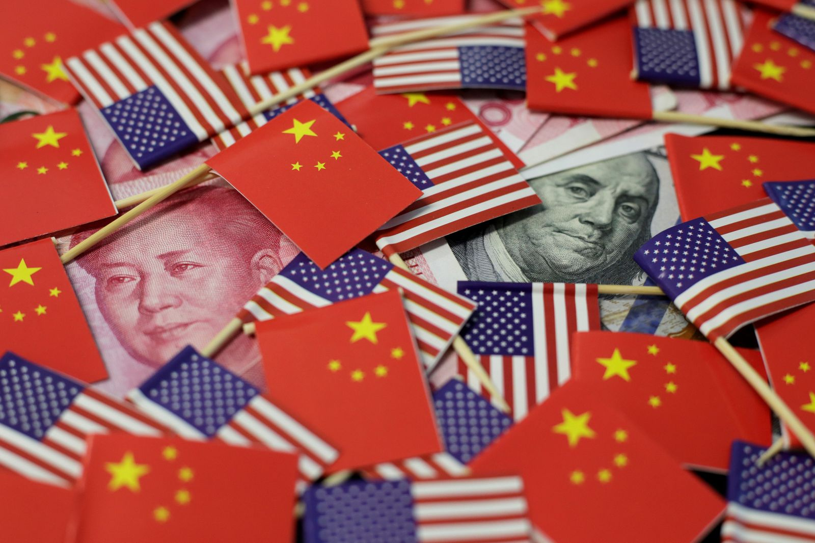 China USA handelsstreit