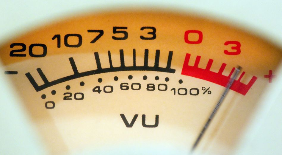 Lautstärkemessinstrument: Nutzer über Gerätegrenzen verfolgen