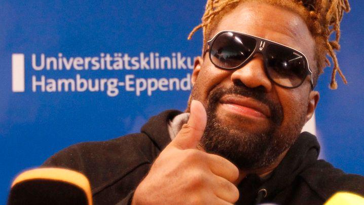 Boxer Briggs: Strahlemann im Krankenhaus