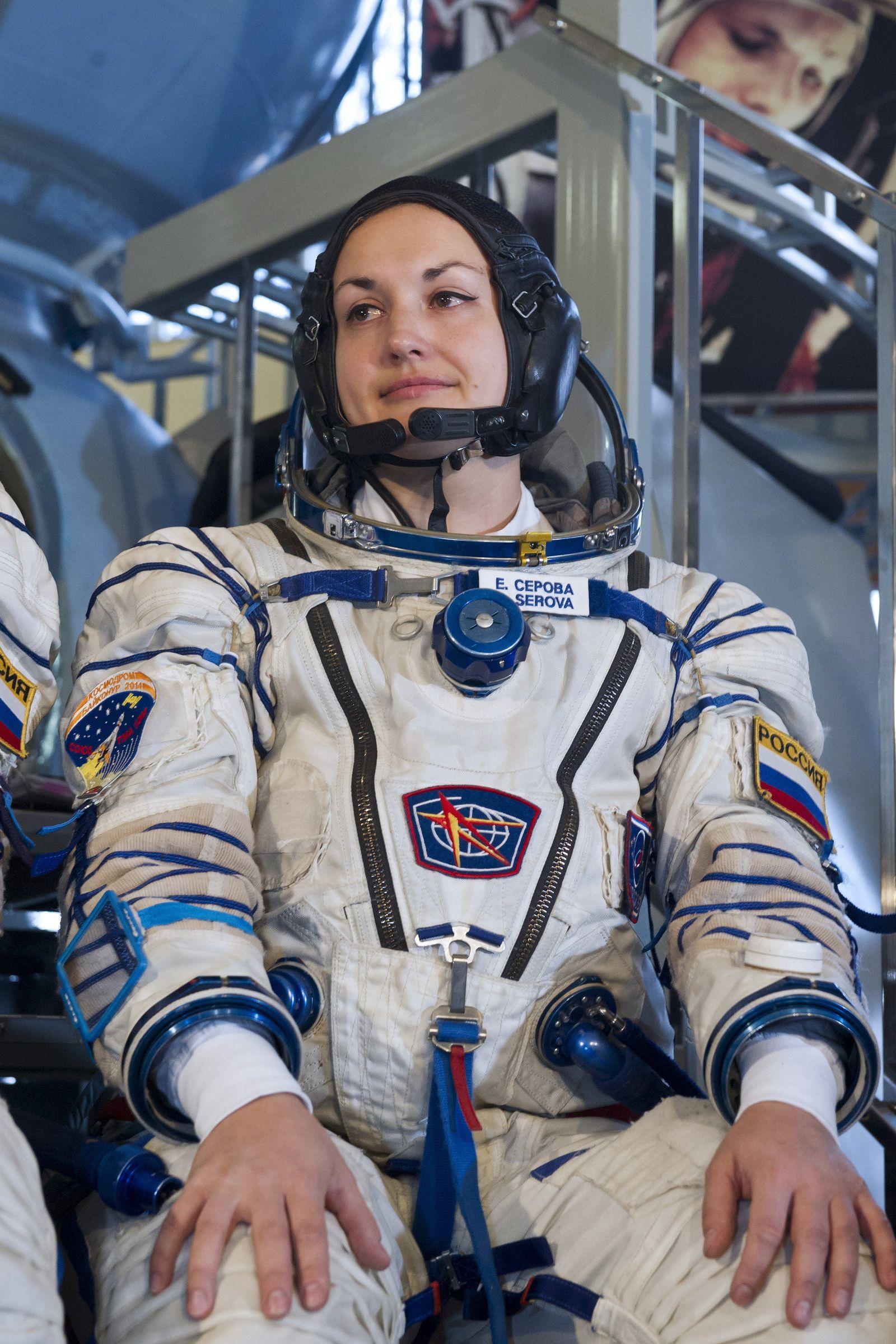 Jelena Serowa / ISS
