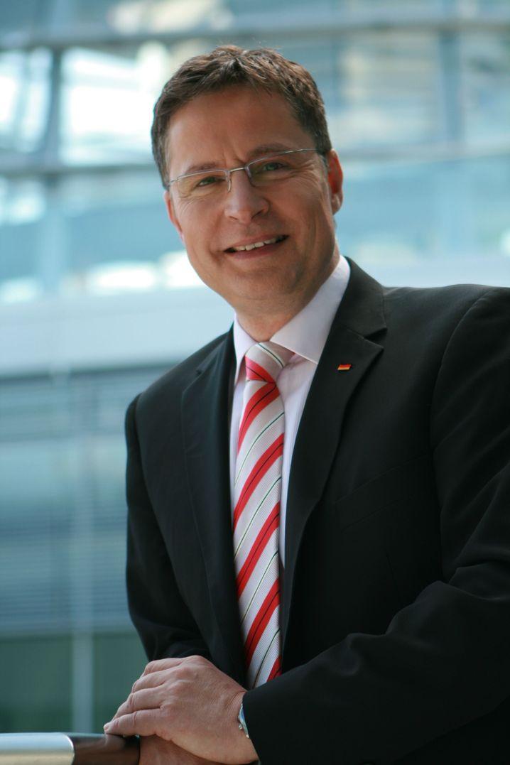 Jens Koeppen, geboren 1962, ist Elektro-Techniker. Er sitzt seit 2005 für die CDU im Bundestag und ist Obmann aller Schriftführer