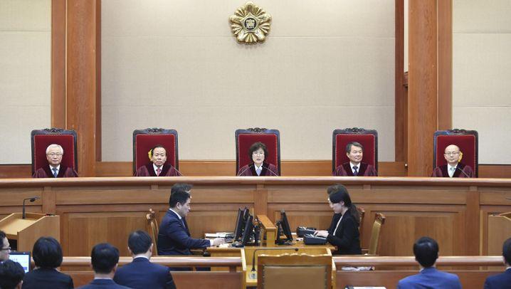 Südkorea: Aufruhr und Neuanfang