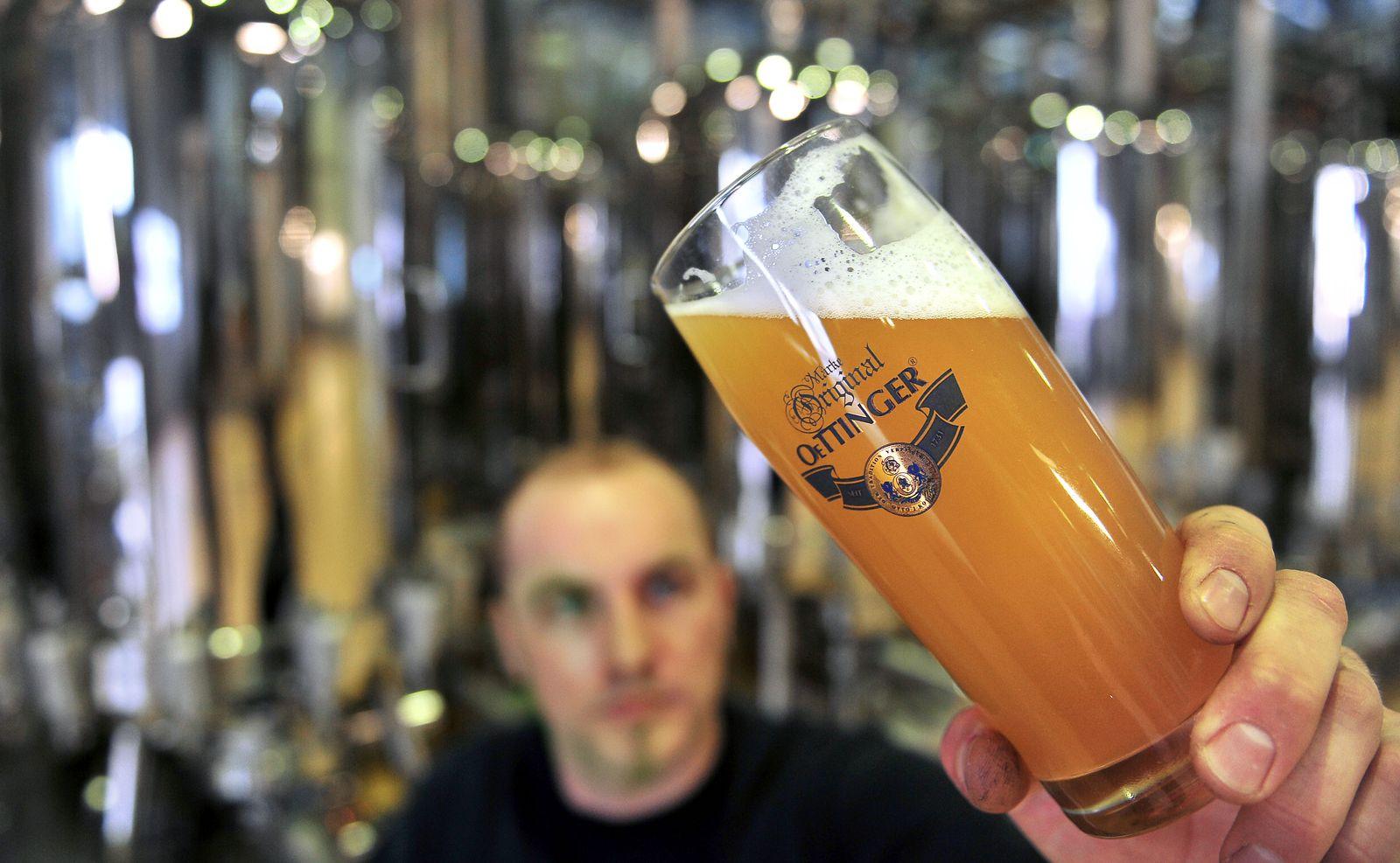 Oettinger / Bier