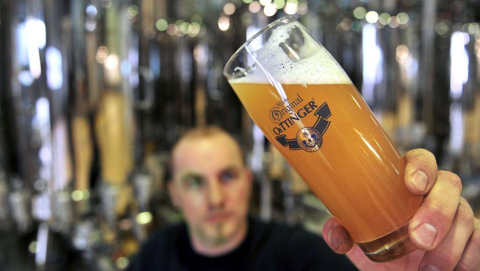 Oettinger-Bier: Vorstoß dürfte für Diskussionen in der Branche sorgen