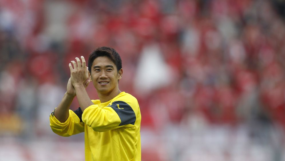 Kagawa-Rückkehr: Dortmunds Liebling