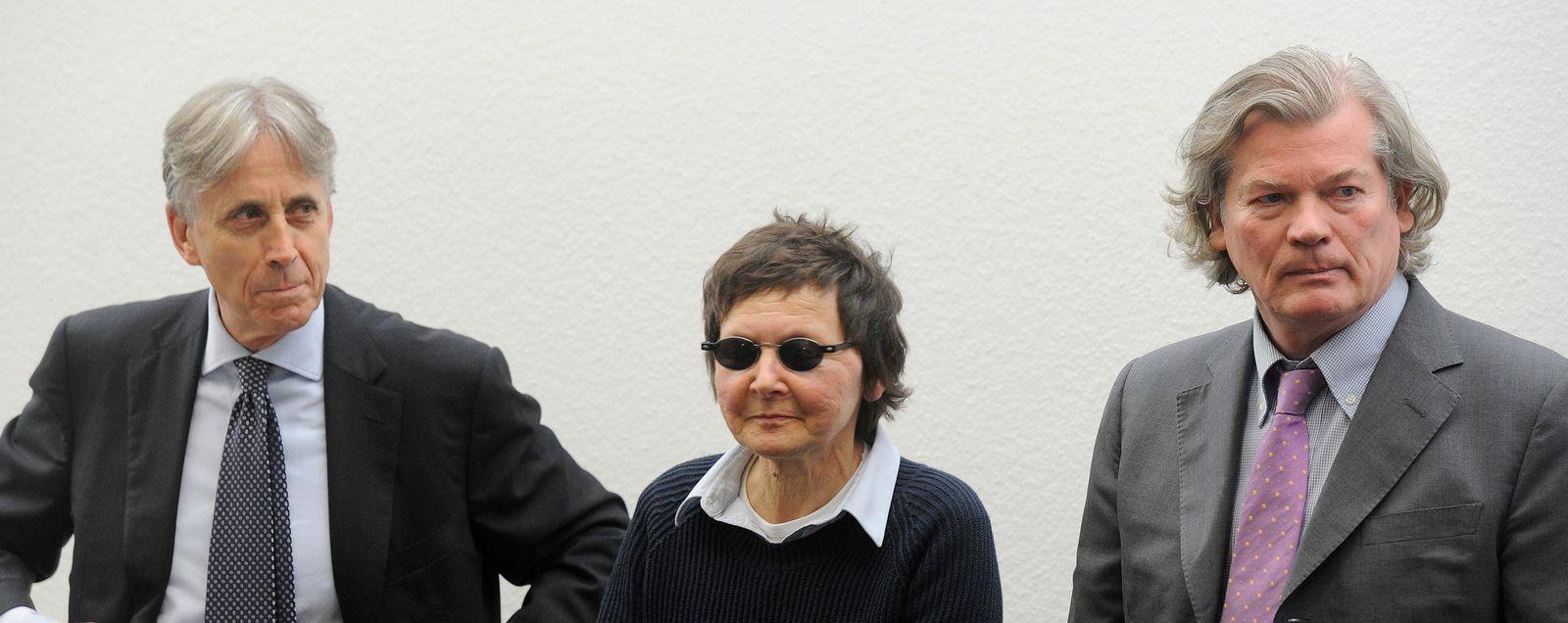 NICHT VERWENDEN Prozess Verena Becker / Walter Venedey / Hans Wolfgang Euler