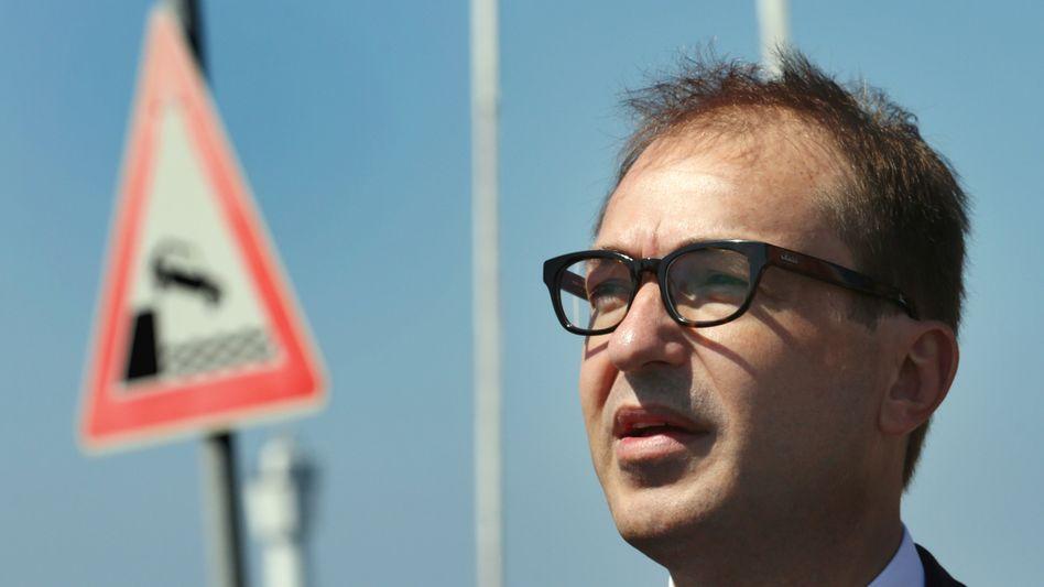 """Verkehrsminister Dobrindt: """"Es wird keine Ausnahmen geben"""""""