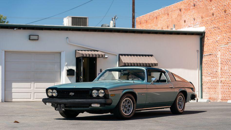 Chevrolet-Technik in einzigartiger Hülle: Der