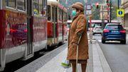Rund 10.000 Infizierte pro Tag - bei nur 10,7 Millionen Einwohnern