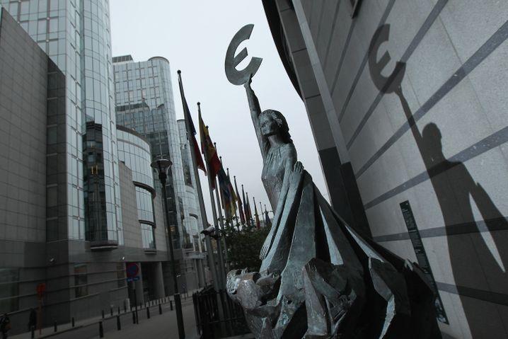 Düstere Aussichten für die Euro-Zone: Mini-Wachstum erst wieder zum Jahresende