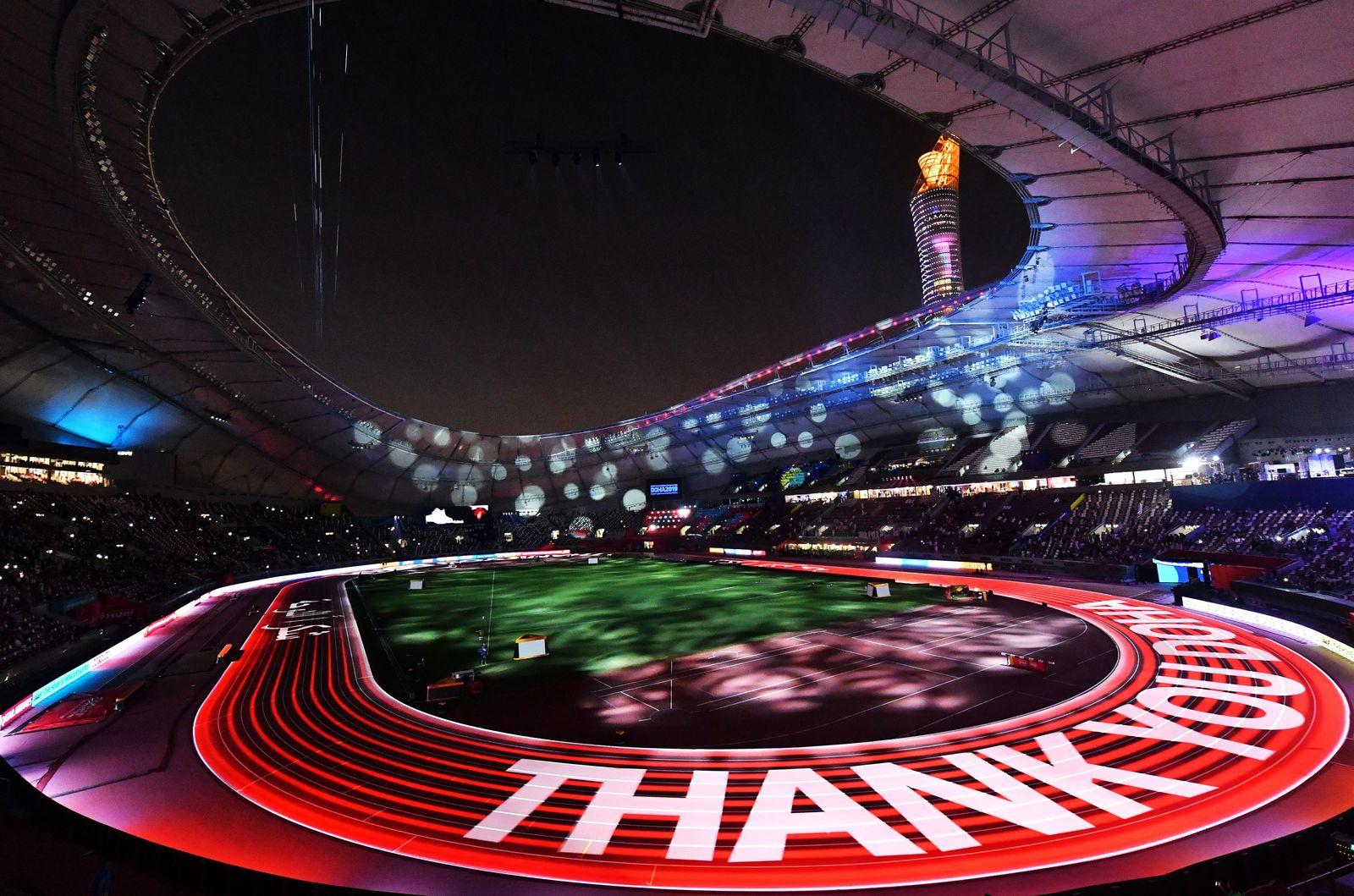 Katar/ Leichtathletik WM