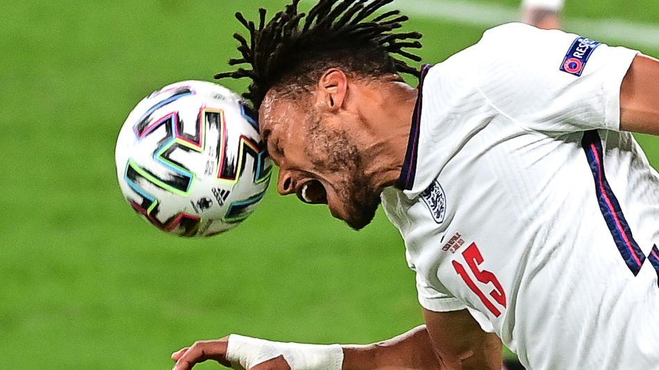 Tyrone Mings im Spiel gegen Tschechien: Vor EM-Beginn wurde lange über die Schwachstelle Abwehr diskutiert – das ist nicht mehr das Problem
