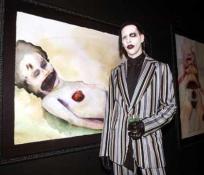 Marilyn Manson: Schockrocker, digital entmannt