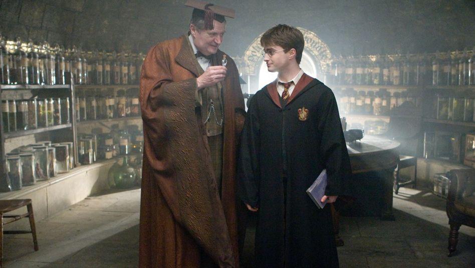 """Filmszene aus """"Harry Potter und der Halbblutprinz"""": Nachtsichtgeräte nur nach Ansage"""