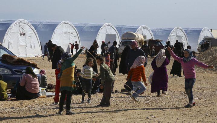 Fotostrecke: Die Türkei macht die Grenze dicht