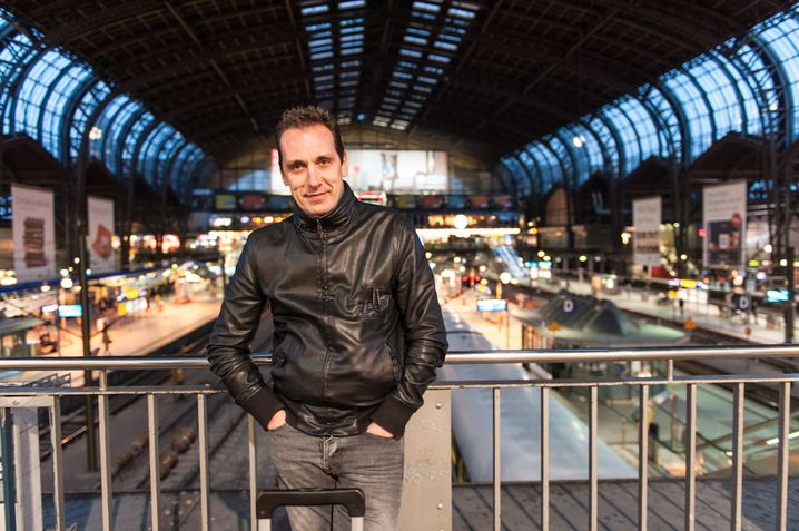 Vollkommen unvorbereitet: Kirstyan Pachev ist auf dem Weg nach Italien