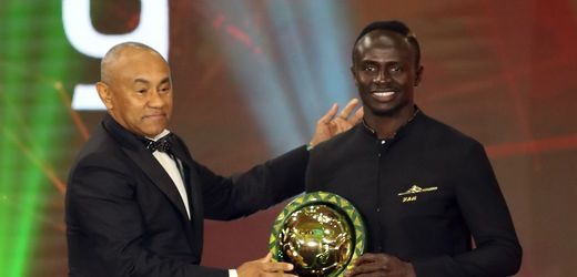Liverpool FC's Sadio Mané is Africa's Footballer of the Year - ENGLISH FOOTBALL 1