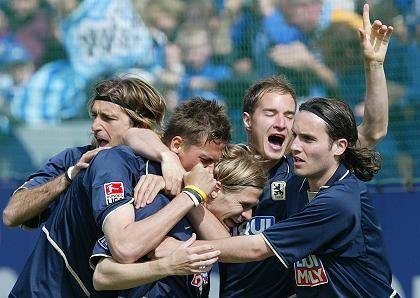 Spieler von 1860 München: Chance erhalten