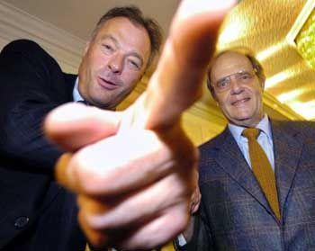 """""""Skurrile Exzentriker"""": Schill und Hoffmann"""