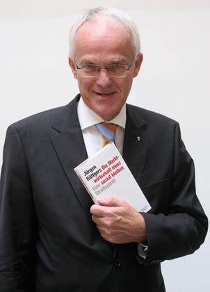 CDU-Politiker Rüttgers in Berlin