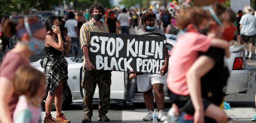 George-Floyd-Proteste gegen Rassismus: Die gespaltenen Staaten von Amerika
