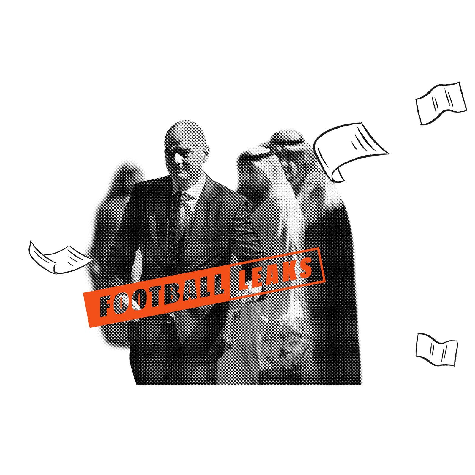 EINMALIGE VERWENDUNG DD/ Dirty Deals/ Gianni Infantino