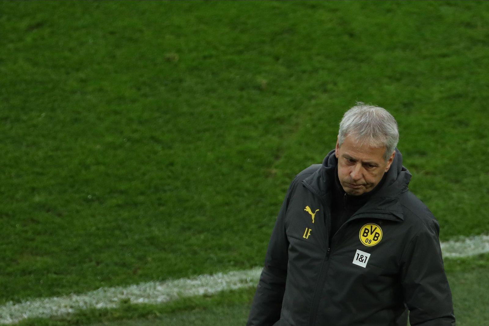Borussia Dortmund vs VfB Stuttgart, Germany - 12 Dec 2020