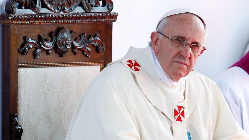 """Papst Franziskus: """"Die Führer der Kirche waren oft narzisstisch"""""""