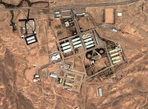 """Atom-Anlage im Iran: """"Die Zeit läuft aus"""""""