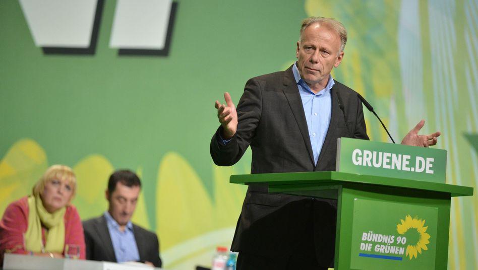 """Ex-Minister Jürgen Trittin (Archivbild): """"Eine Frage von Glaubwürdigkeit"""""""