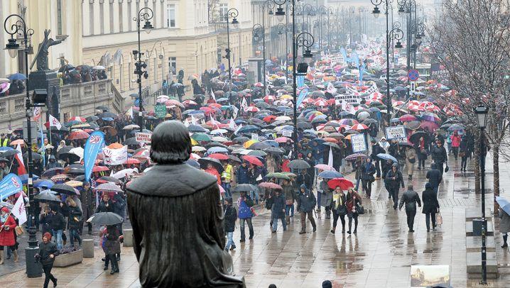 Schulreform in Polen: Regierung schafft Gymnasien ab
