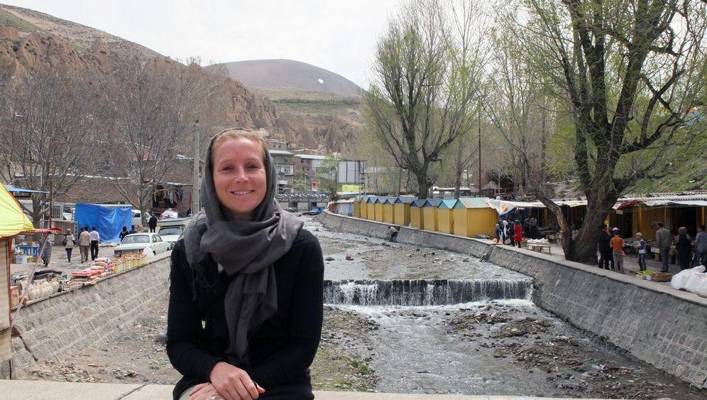 """Iran-Reisebuch """"The would rock"""": Eindrücke aus dem Land hinter den Schlagzeilen"""