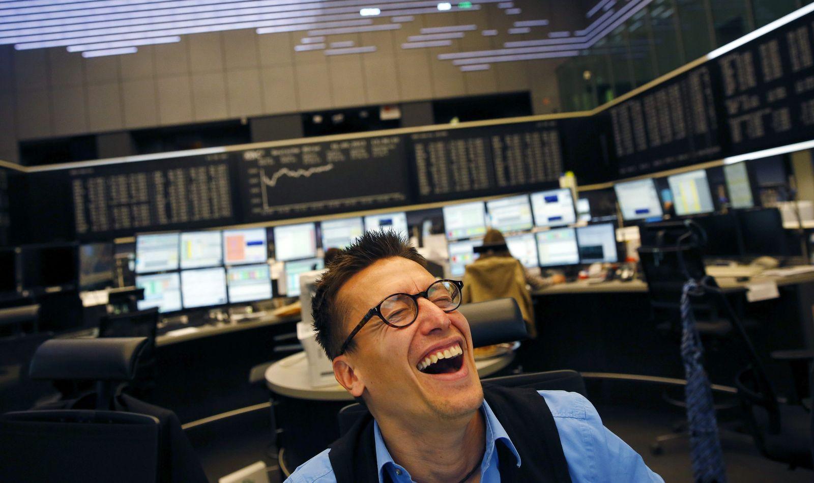 DAX / Börse Frankfurt / Positiv / steigt