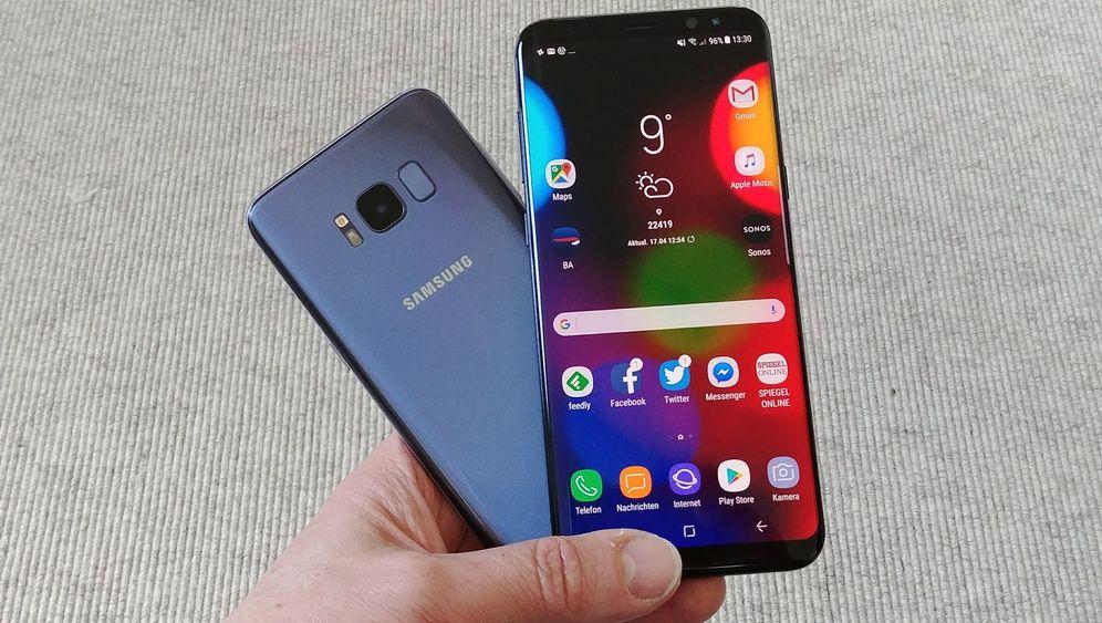 Galaxy S8 und Galaxy S8+: So gut sind Samsungs neue Smartphones