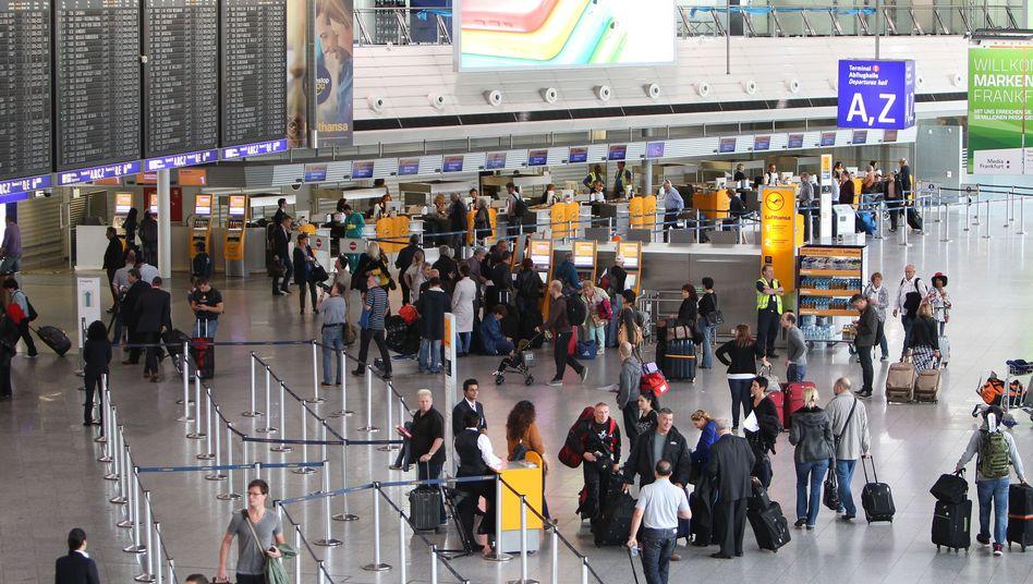 Deutschlands größter Flughafen: Knotenpunkt Frankfurt am Main