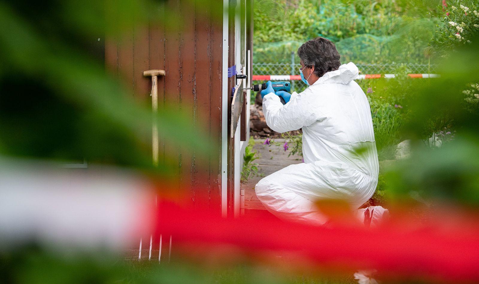 Ermittlungen im Missbrauchsfall von Münster