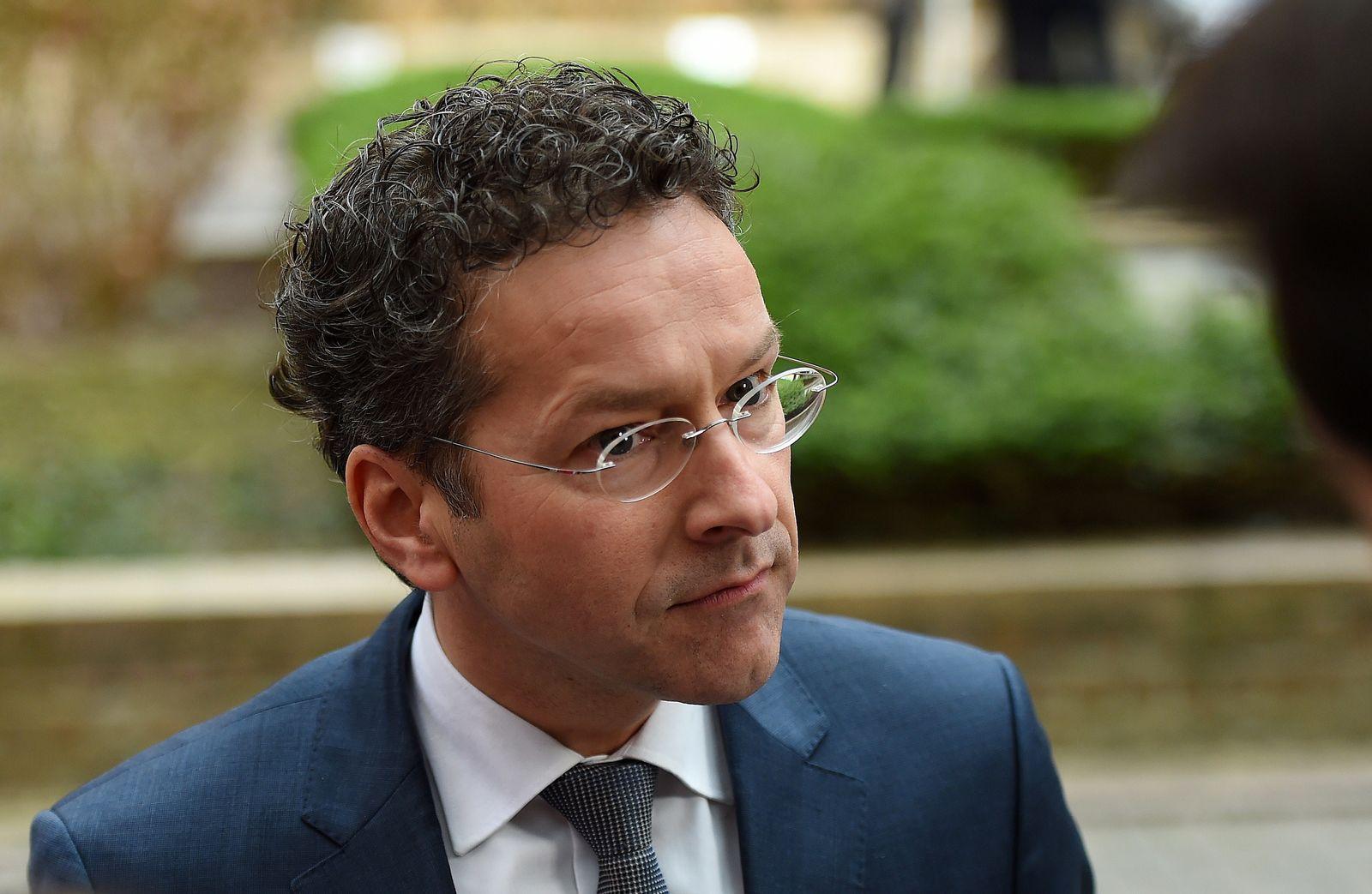 Griechenland/ Verhandlungen/ Jeroen Dijsselbloem