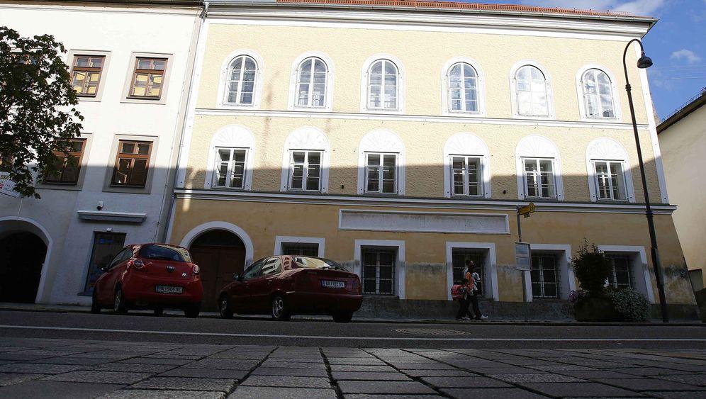 Photo Gallery: Debating Hitler's Birthplace