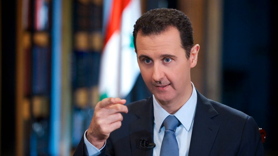 """Syrian President Bashar Assad: """"The Russians understand the reality here much better."""""""