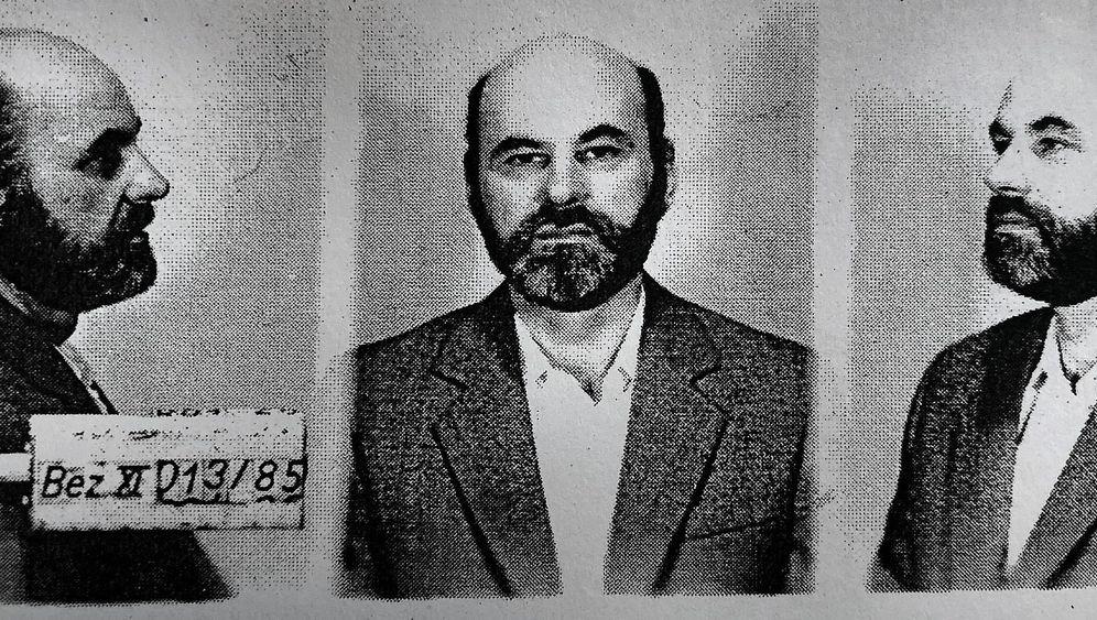 Stasiopfer Bernhardt 1985
