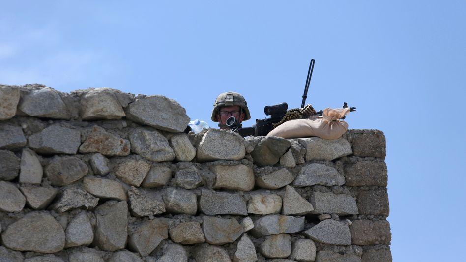 US-Soldat in Afghanistan (Archivfoto): Was hat der Einsatz gebracht