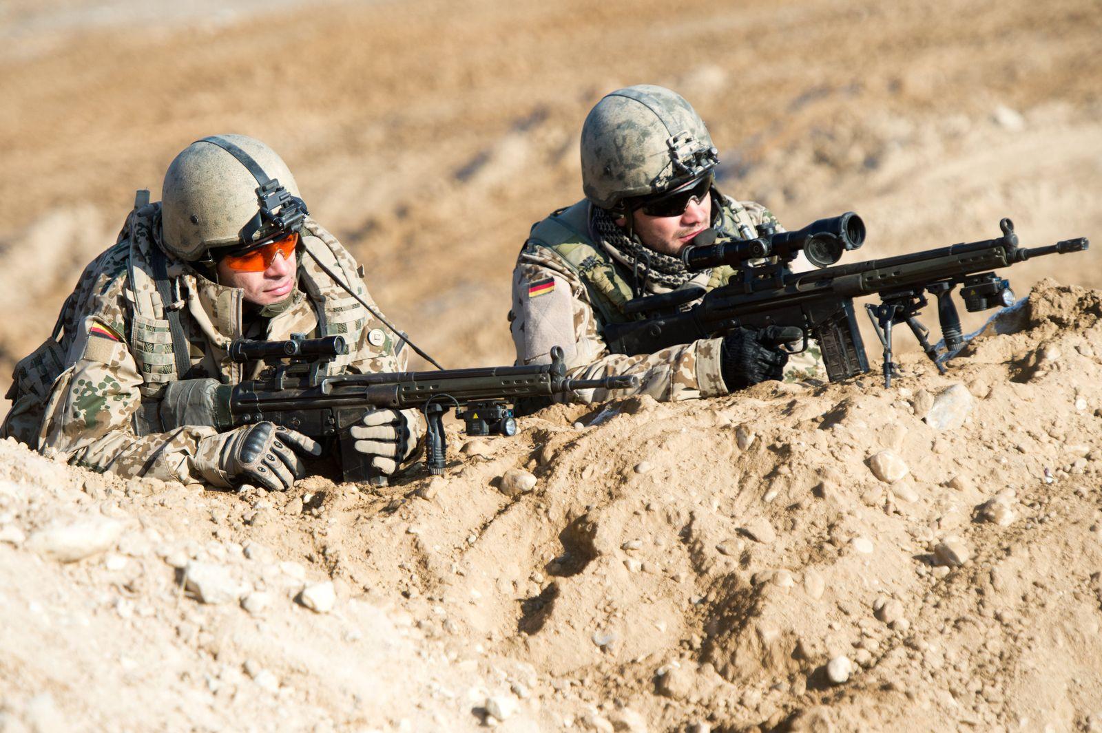 Bundeswehr/ Waffen/ Transporter