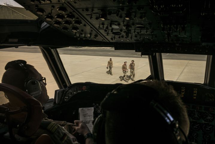 """Bundeswehrsoldaten der """"Atalanta""""-Mission: Überwachung der somalischen Küsten"""