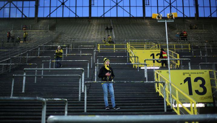 Dortmunds Montagsspiel: Gelbes Wändchen