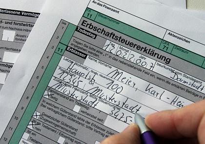 """Streit um die Erbschaftsteuer: """"Ungereimtheiten und Ungeheuerlichkeiten"""""""
