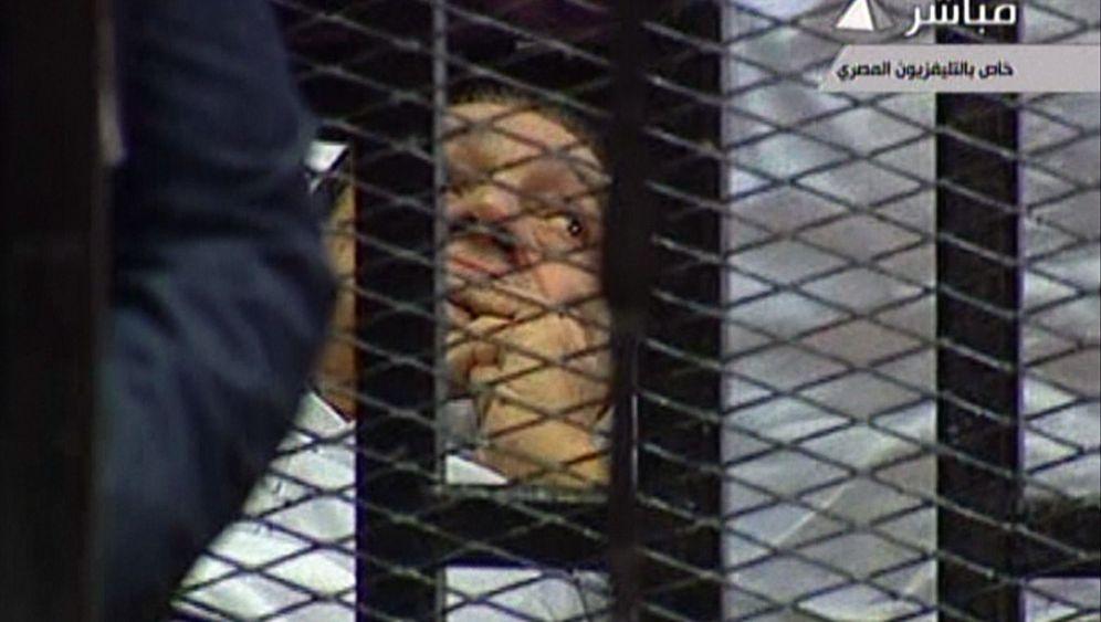 Ägypten: Prozess gegen Mubarak