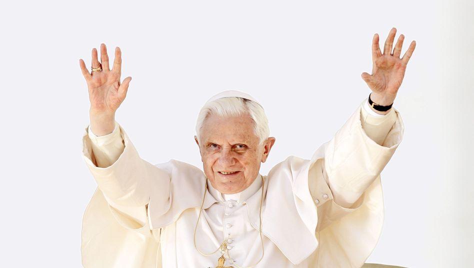 Papst Benedikt XVI.: Erster Staatsbesuch in der Heimat
