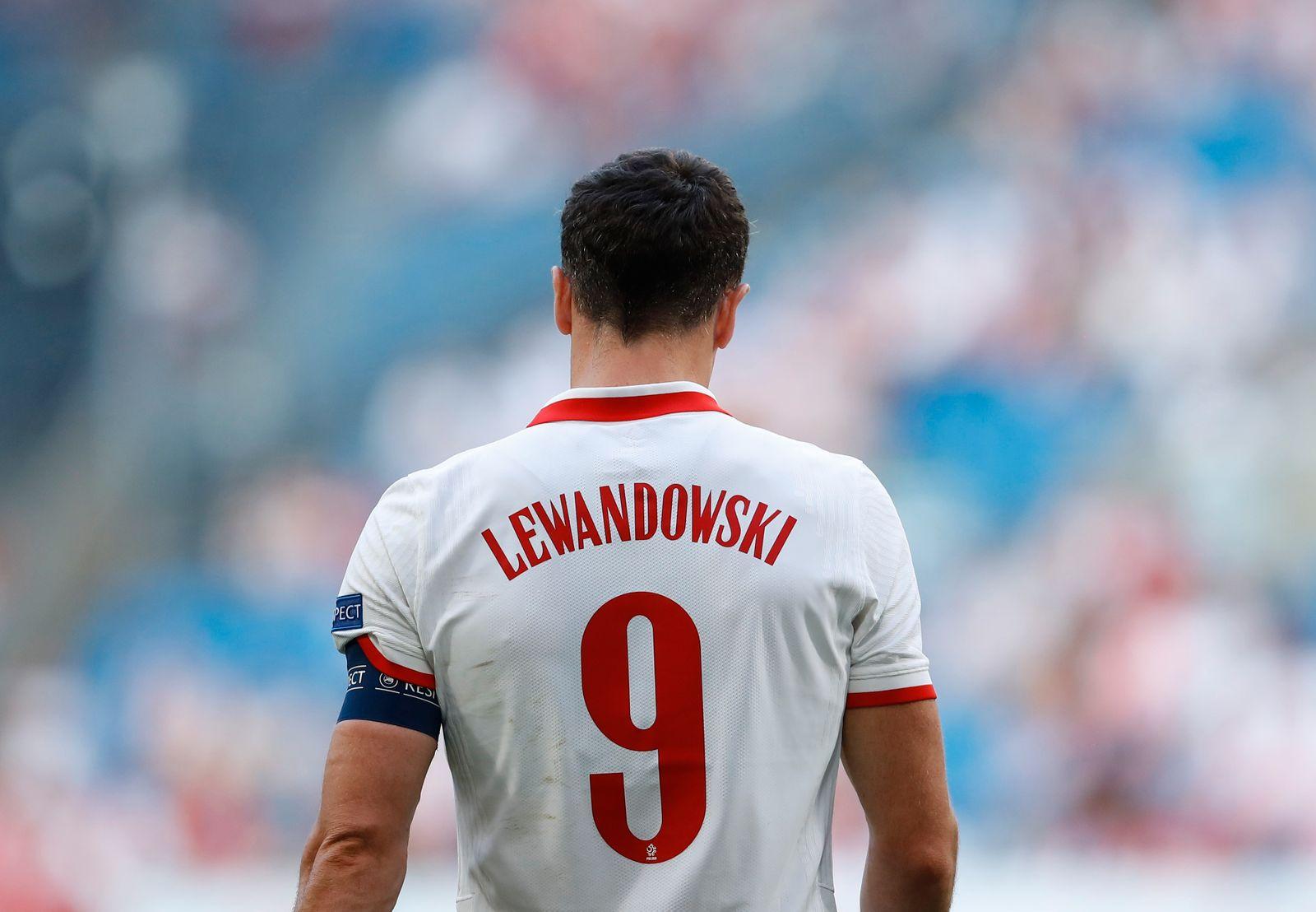 International Friendly - Poland v Iceland
