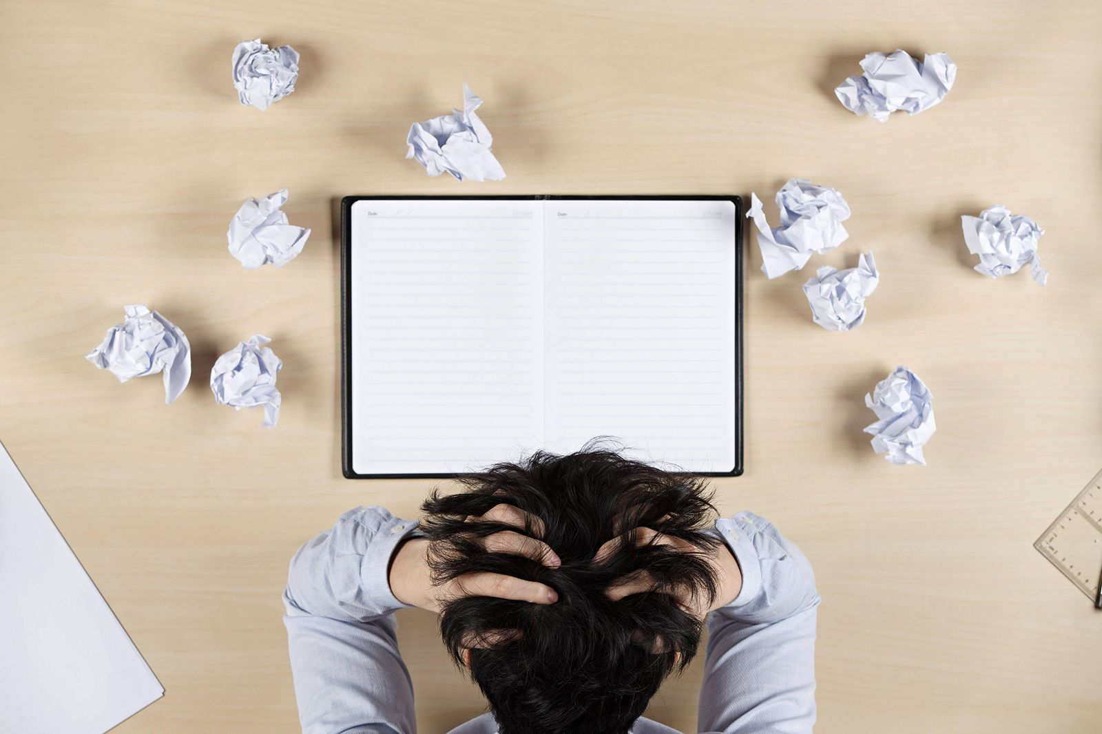 Perfektionismus/ Stress